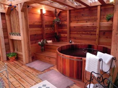 Zimmers in רמות - Cabins Atz Noam