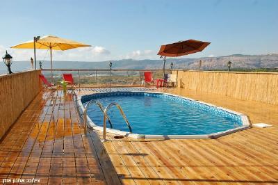 Zimmers in Western Galilee - Mull HaYam