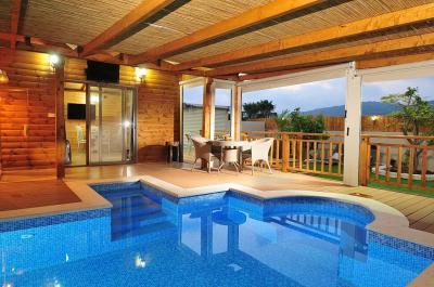Zimmers in Western Galilee - Golden Suite