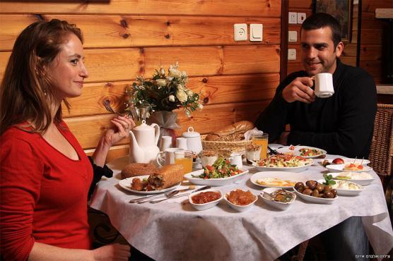 ארוחות בוקר עשירות וטעימות