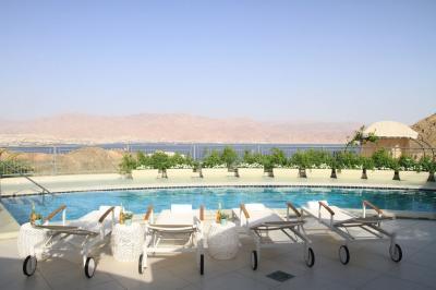 נוף פנורמי - אלה סאן אילת - Ella Sun Eilat